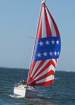 NEW Cruising Spinnaker  Up to 50' Luff and 30' Foot