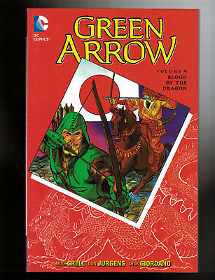 Green arrow vol 7 the new 52 by andrew kreisberg 2015 paperback green arrow vol 4 blood of the dragon dc 2016 new fandeluxe Images