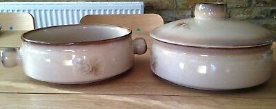 Denby Memories Set of 2 Serving Dishes - 7.5 inch