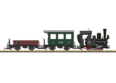 LGB 70502 G Scale OLD TIMER FREIGHT SET
