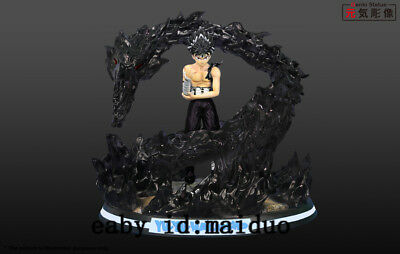 Yu Yu Hakusho Hiei Statue Shyaouensatsukokuryuuha Garage Kit GK Model Collection