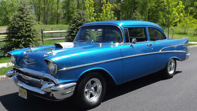 1957 Chevrolet Bel Air/150/210 Completely Restored Interior! No Expense Spared! 1957 Chevrolet 210 Post Custom