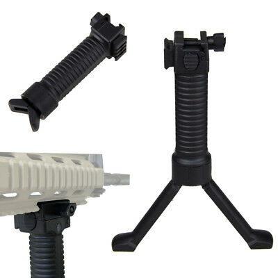 Grip Pod System GPS Weaver Rail Mount Military Tactical Grippod Foregrip Bipod