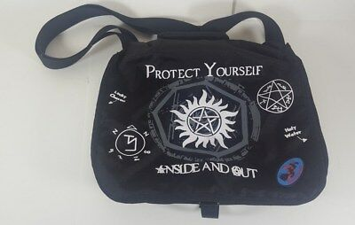 Anime Manga Hellsing Courier Messenger Bag Mythwear protect yourself inside &out