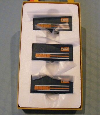 SDS 20' RACE V/LINE CONTAINERS HO.  PACK A (3 in pack) NEW.