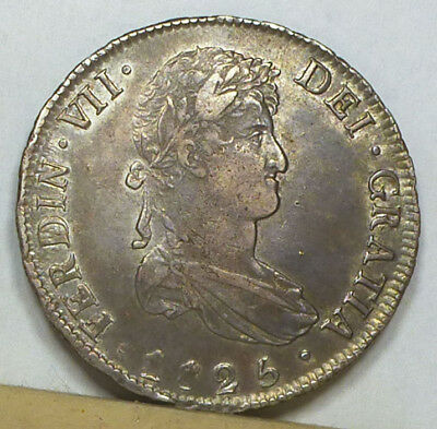 Bolivia 8 Reales 1825-JL Extremely Fine