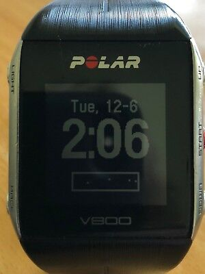 Polar Sports Watch V800 GPS Watch used for Multiple Sports