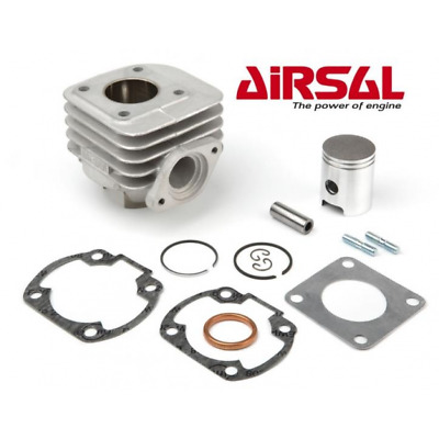 Kit cylinder-piston Airsal for scooters 50cc - Airsal 059010 (02160139)