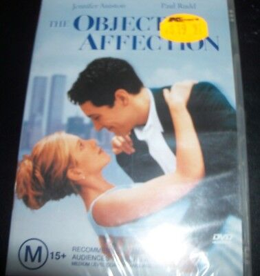 The Object Of My Affection (Jennifer Aniston Paul Rudd)(Aust Region 4) DVD - NEW