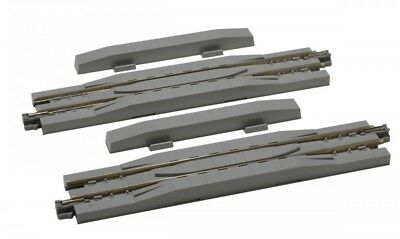 Kato 20-026 124mm 4 7/8 Rerailer Track S124C 2 pieces N scale