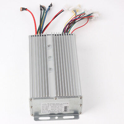 48V 2000W Electric Bicycle E-bike Scooter Brushless DC Motor Controller Durable