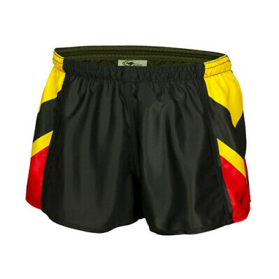 Aboriginal Indigenous Men's Classic Hero Rugby League NRL Footy Shorts *BNWT*