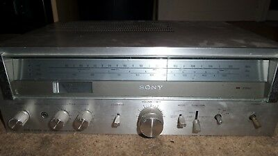 Vintage Sony Component System STR-212AS