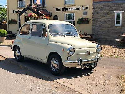 Fiat 600D-1964-Immaculate condition -Restored