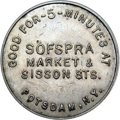 Potsdam New York Sofspra Car Wash Good For Token