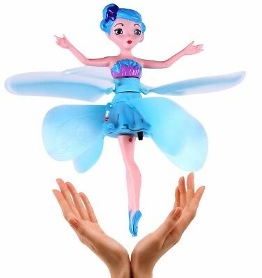 Flying Fairy Electric Induction Hover Princess Remote Toy Doll Amazing Gift 2018