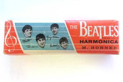 The Beatles Hohner Harmonica 1964