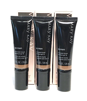 Mary Kay Cc Cream~Spf Exp~Very Deep~You Choose Lot~Dark Contour Blowout Sale!!!