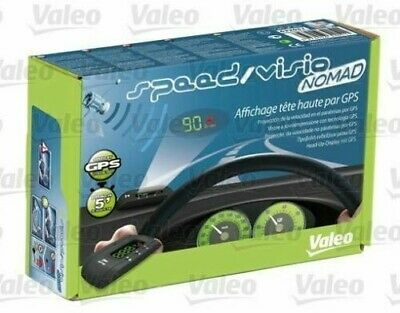 Valeo 632051 Heads Up Display
