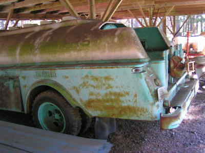 1948 Chevrolet Other Pickups  1948 GMC fuel truck