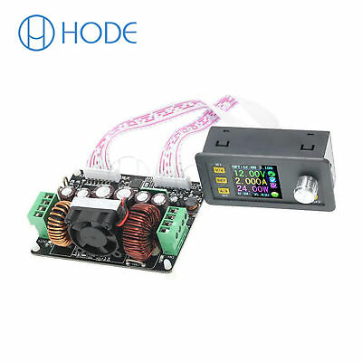 DPH5005 50V 5A Step-up/down Adjustable LCD Digital Regulated Power Module UK