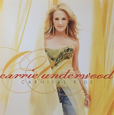 CARRIE UNDERWOOD Carnival Ride CD Brand New And Sealed