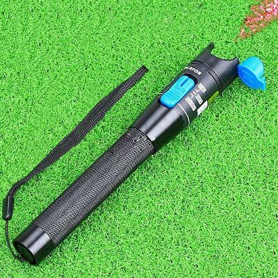 1MW 5KM Visual Fault Locator Fiber Optic Laser Cable Tester Testing Pen Gadge Y