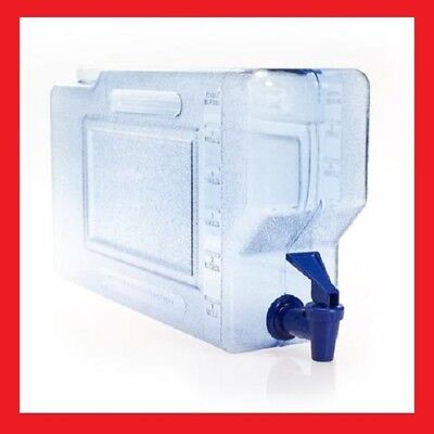 Water Storage Fridge Bottle with Tap 5L Suit Reverse Osmosis