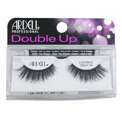 Ardell Double Up Demi Wispies Lashes Black Echthaar - Wimpern