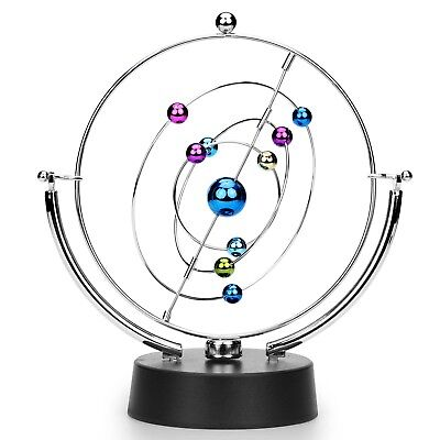 Kinetic Art Asteroid - Electronic Perpetual Motion desk toy Home Decoration Gift