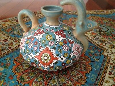 Persian hand made decorative vase