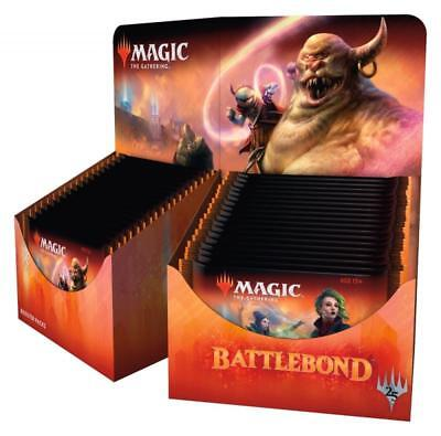 Magic Boosterdisplay - Battlebond (eng)