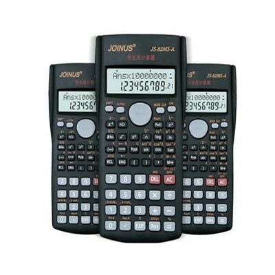 CALCULATOR SCIENTIFIC ELECTRONIC  For OFFICE SCHOOL EXAMS GCSE WORK 12 DIGITS