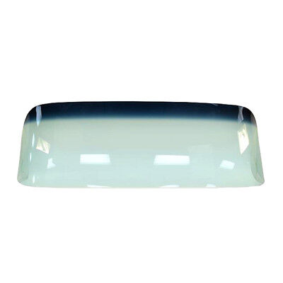 55 - 59 Chevy Pickup Truck Windshield Glass - Green Tinted w/ Blue Shade On Top