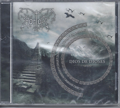 Hortor-Dios De Dioses CD Christian Black MetaL A Hill To Die Upon/Antestor (NEW)