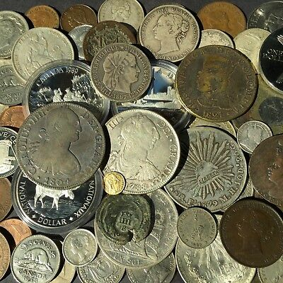 63 South And North America  Coin Lot