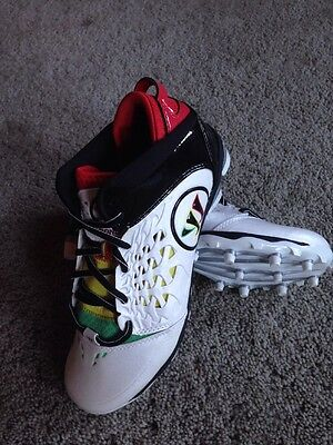 Warrior Adonis 3/4 Lacrosse Cleats. Size 9. Brand New. $110 Retail.