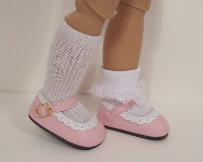 """Debs PURPLE Classic Custom Fit Doll Shoes For 22/"""" Saucy Walker Dolls"""
