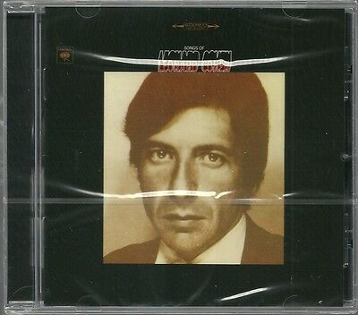 CD (NEU!) . Songs of LEONARD COHEN (dig.rem.+2 / Suzanne So long Marianne mkmbh
