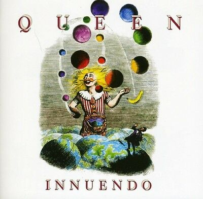 Innuendo: Deluxe Edition - 2 DISC SET - Queen (2011, CD NEUF)
