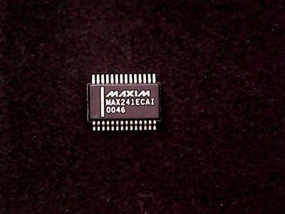 MAX241ECAI -  Maxim Integrated Circuit (SSOP-28)