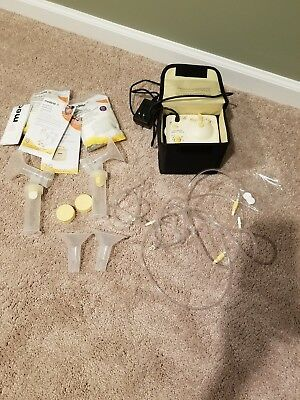 Medela Pump In Style Advanced Breastpump With Accessories - USED