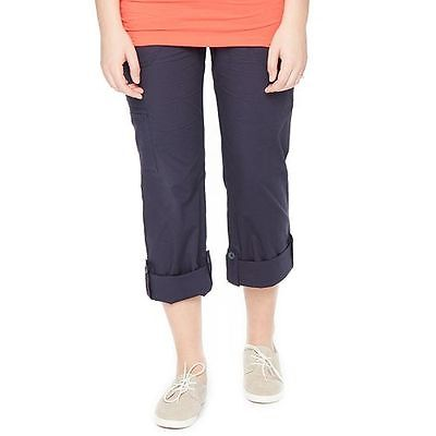 Maternity Oh Baby by Motherhood™ Secret Fit Belly™ Convertible Cargo Pants sz M