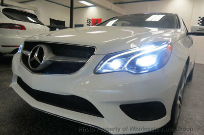 Mercedes-Benz E-Class 2dr Coupe E 400 RWD BEST COLOR . LOADED. FACTORY WARRANTY. CARFAX CERTIFIED. CALL 954-744-1177