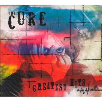 The Cure 2 CD NEW