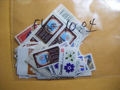 7778 Canada Mint Postage Stamp Lot FV=10.04