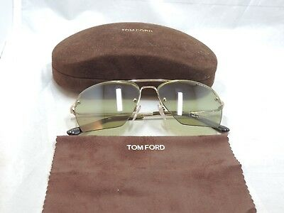 faf66158589f0 TOM FORD OLIVIER TF 236 TF236 54A 58mm Tortoise Men Sunglasses Italy ...