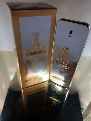 Paco Rabanne 1 MILLION LUCKY 100ml  Eau De Toilette EDT NEU & CELLO VERSIEGELT