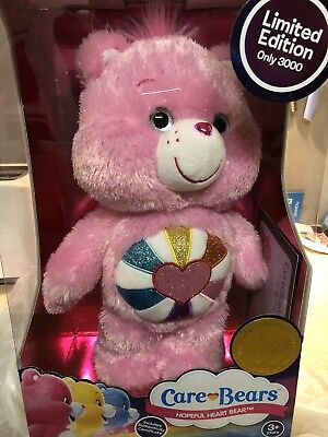 care bear limited edition only 3000 released