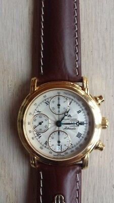 Maurice Lacroix Croneo Day Date Herren Chronograph